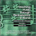 Teaching Music Through Perf/Band V3cd1