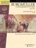 25 Progressive Studies Op 100 (Bk/Cd)