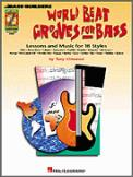 World Beat Grooves For Bass (Bk/Cd)