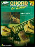 Chord Progressions For Guitar (Bk/Cd)