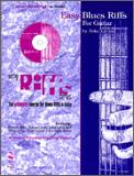 Easy Blues Riffs For Guitar (Bk/Cd)