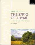 Sprig of Thyme, The
