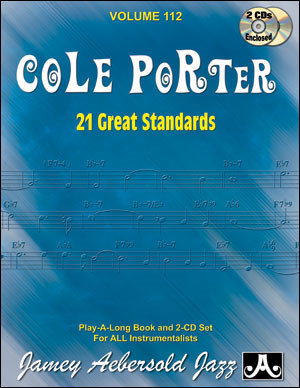 Cole Porter 21 Great Standards Vol 112