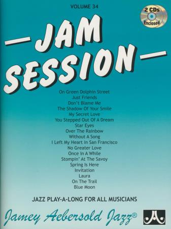 Jam Session Vol 34