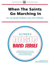When the Saints Go Marching In: 1st Percussion