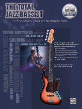 Total Jazz Bassist, The (Bk/Cd)