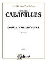 COMPLETE ORGAN WORKS VOL 3