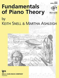 Fundamentals of Piano Theory 4