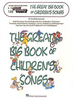 Great Big Book of Children's Songs #125