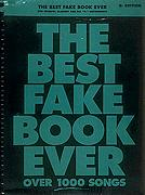 Best Fake Book Ever, The (2nd Ed)