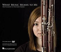 What Music Means To Me-Softcover (W/Dvd)