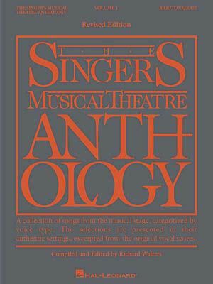 SINGER'S MUSICAL THEATRE ANTH BAR/BASS 1