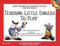 Teaching Little Fingers To Play (Bk/Cd)