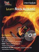 Learn Rock Acoustic Intermediate (Bk/Cd)
