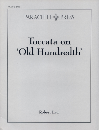 TOCCATA ON OLD HUNDRETH