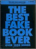 Best Fake Book Ever, The (2nd Edition)
