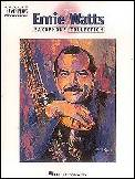 Ernie Watts Saxophone Collection
