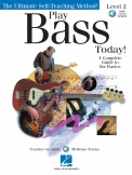 Play Bass Today Lev 2 (Bk/Cd)