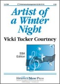 Artist of A Winter Night