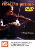 Deluxe Fiddling Method-Dvd