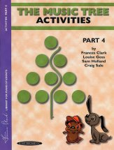 Music Tree Activities 4