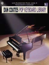 Dan Coates Pop Keyboard Library Lev 3