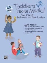 Toddlers Make Music (Bk/Cd)