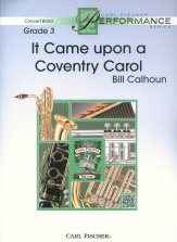 It Came Upon A Coventry Carol