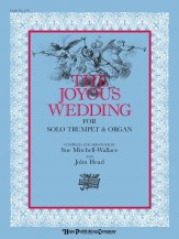 JOYOUS WEDDING (TPT/ORGAN)
