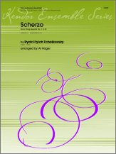Scherzo Fr String Quartet #1 In D