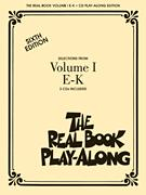 Real Book Play Along Vol 1 E-K (3 Cds)