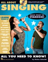 All About Singing (Bk/Cd)
