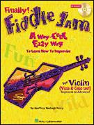 Finally Fiddle Jam (Bk/Cd)