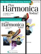 Play Harmonica Today (Bk/Dvd)