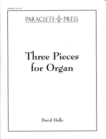 THREE PIECES FOR ORGAN