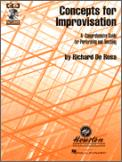 Concepts For Improvisation (Bk/Cd)