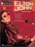 Jazz Play Along V104 Elton John (Bk/Cd)