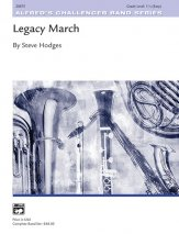 Legacy March: 2nd B-flat Clarinet