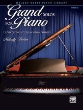 Grand Solos For Piano Bk 3
