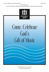 Come Celebrate God's Gift of Music