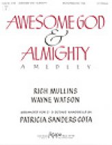 pdf rich mullins awesome god piano