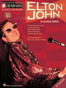 Jazz Play Along V104 Elton John (Bk/Cd)