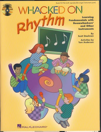 Whacked On Rhythm (Bk/Cd)