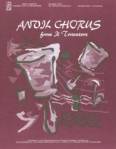 Anvil Chorus From Il'travatore
