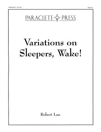 Variatons On Sleepers Wake