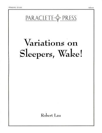 VARIATONS ON SLEEPERS WAKE