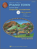 Piano Town Level 1 (Cd)