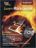 Learn Rock Guitar Beginner (Bk/CD/Dvd)
