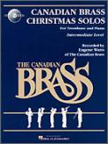 Canadian Brass Christmas Solos (Bk/Cd)