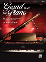 Grand Trios For Piano Bk 1